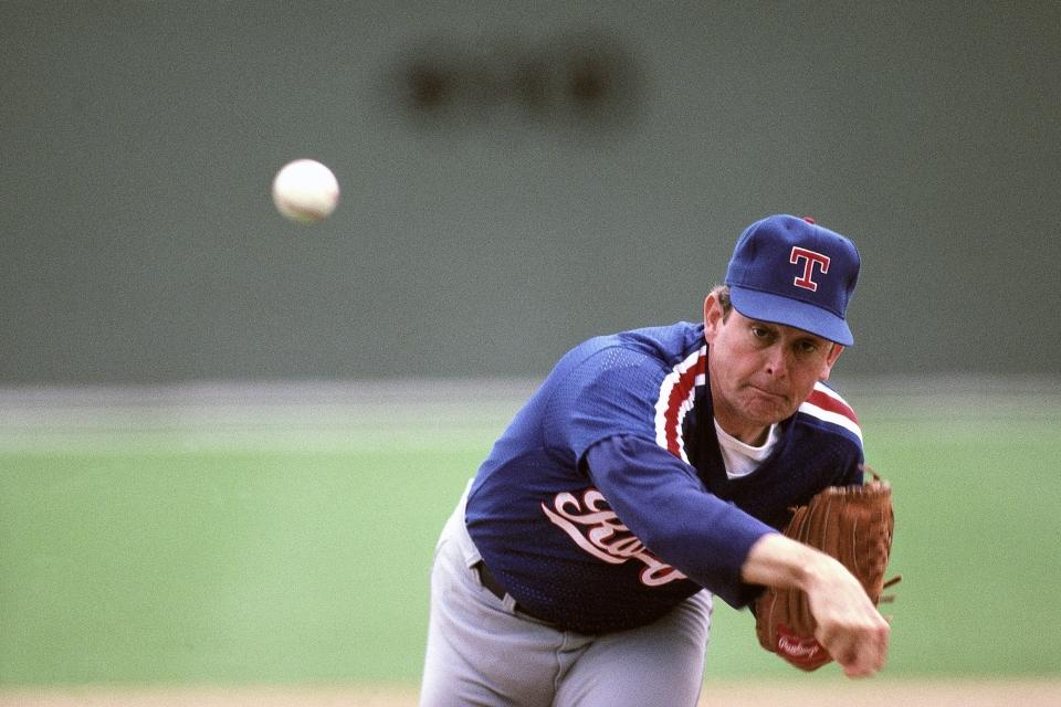 Port Charlotte Ford >> Nolan Ryan, Texas Rangers Pitcher | Neil Leifer