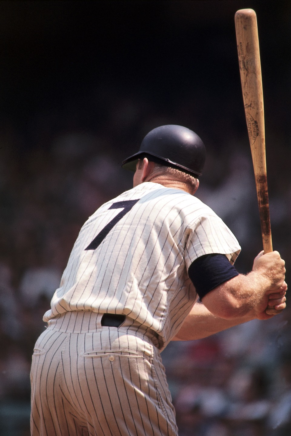 Mickey Mantle (Back)