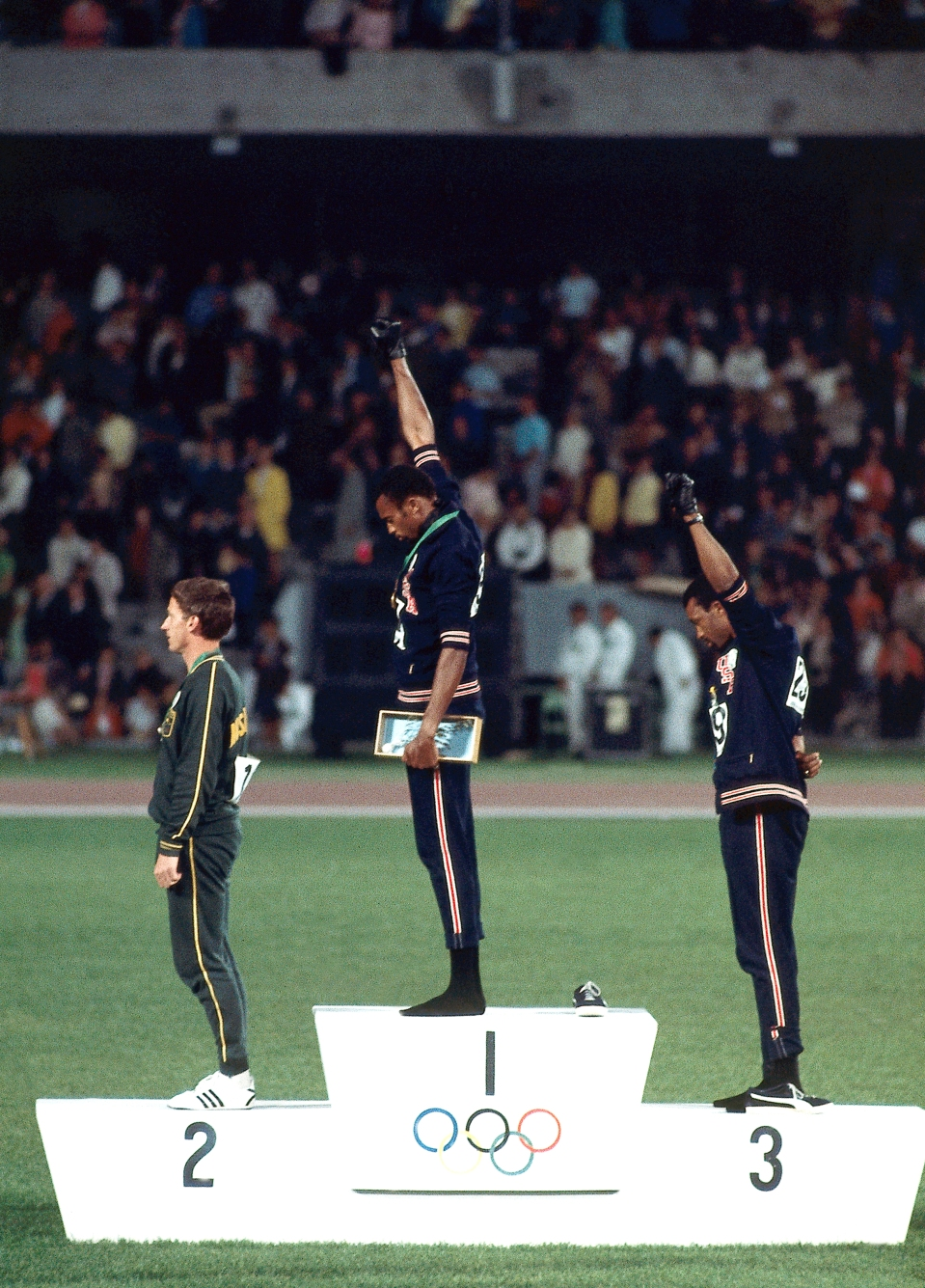 Black Power Pics Black Power Salute on Olympic