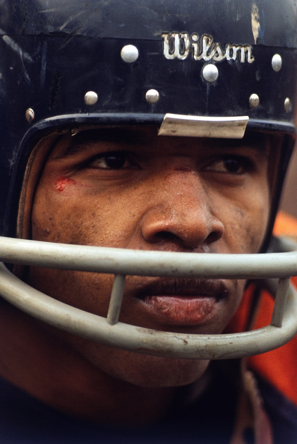 Gayle Sayers Portrait Neil Leifer