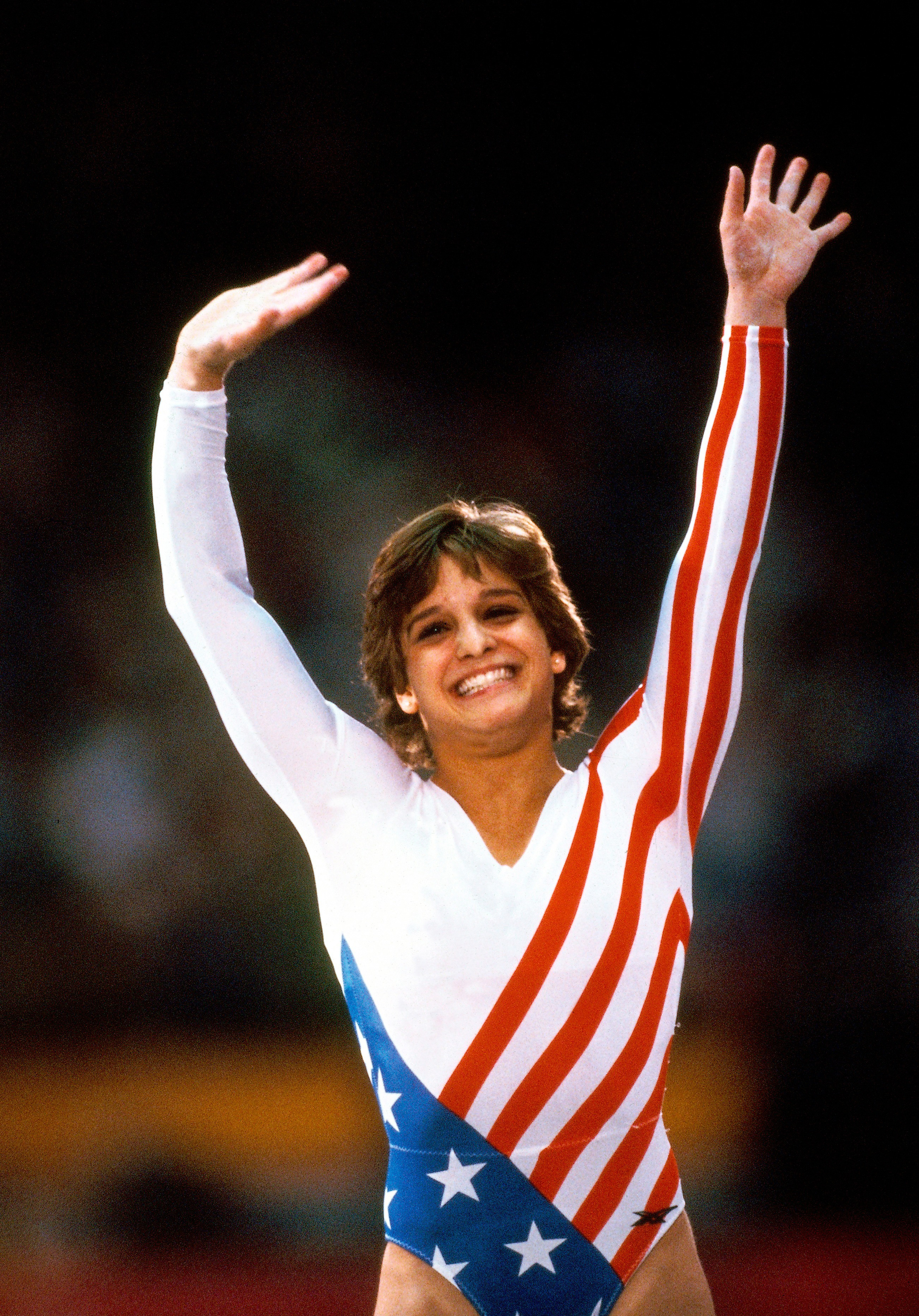 Something Mary lou retton thought