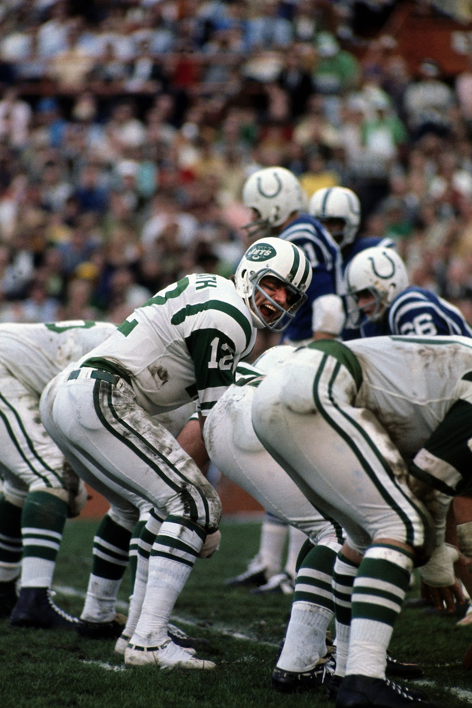 Joe Namath in Super Bowl III