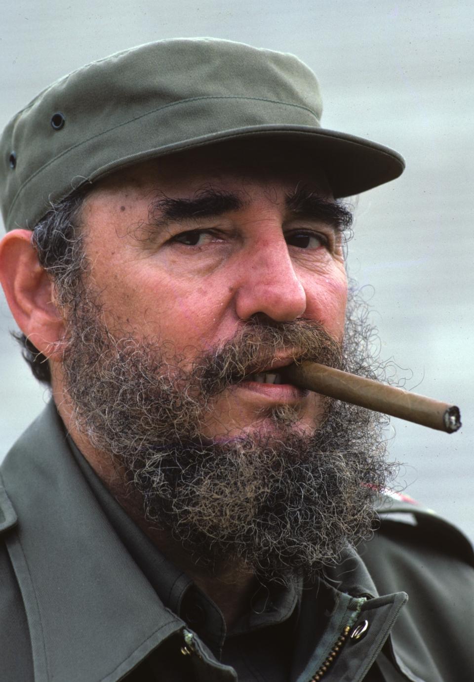 Fidel Castro | Neil Leifer