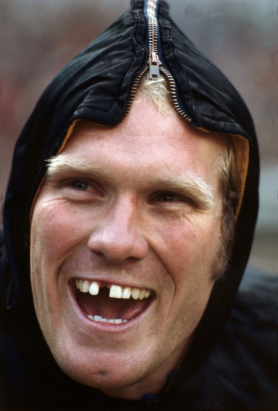 Terry Bradshaw (Close-up)