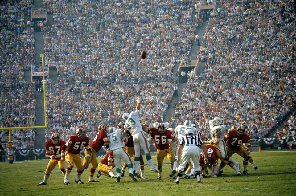 Field Goal Try, Super Bowl VII