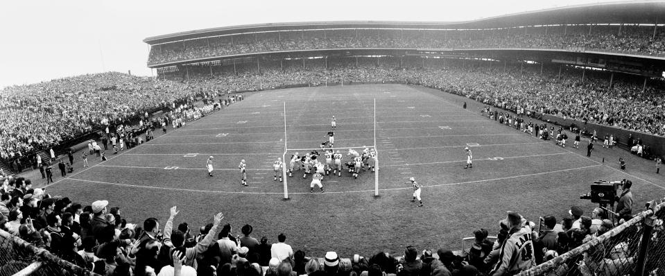 Bears vs Packers at Wrigley Field