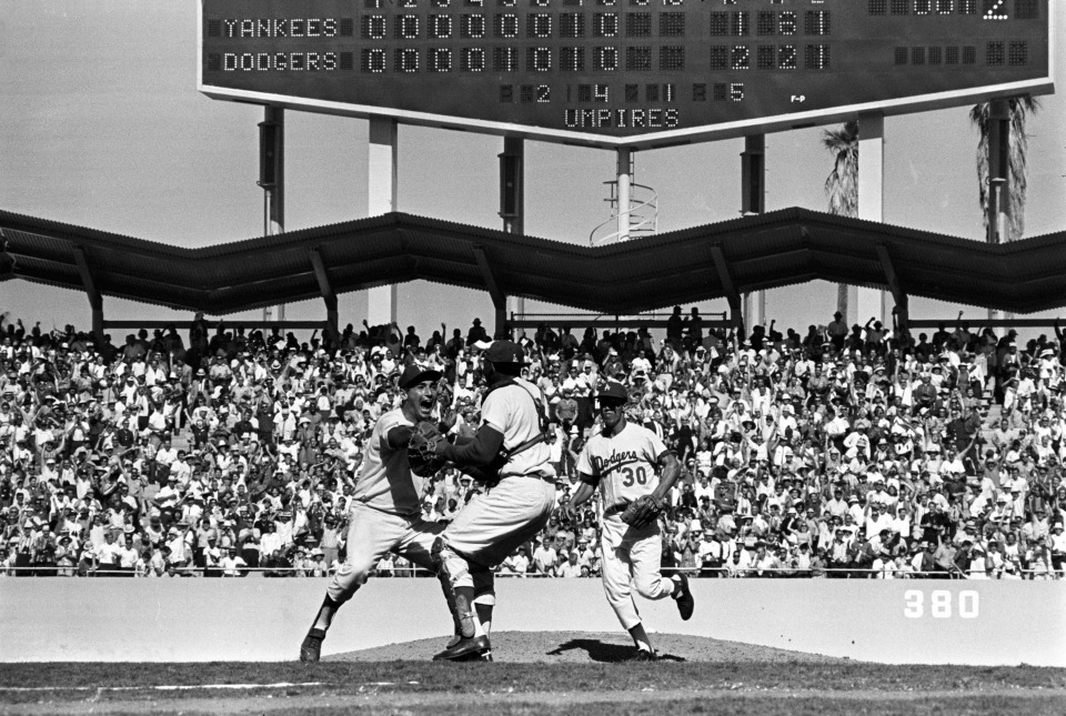 1963 World Series Final Game