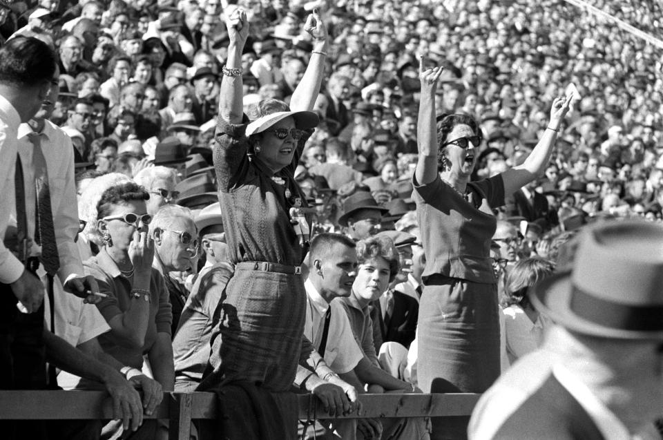 Longhorns Fans