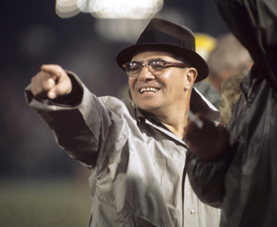 Vince Lombardi Packers